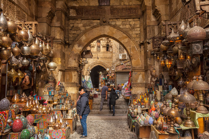 5 most famous Egyptian souvenirs to get from Khan el Khalili